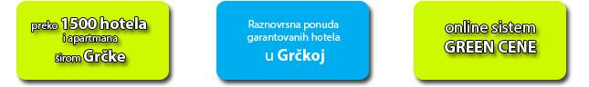 Grcka-ponuda hotela