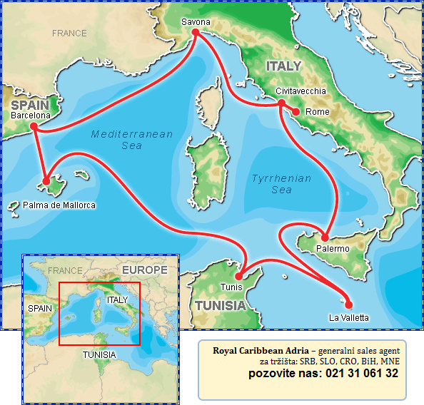 zapadni mediteran